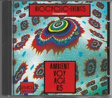BIOCYCLIC-EVENTS - Ambient Voyagers - CD 1995 JUICE/Digit Music - Pauli/Weisser