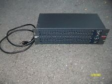 dbx Professional Products Model 1231 Graphic Equalizer Used Working Condition