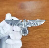 German Eagle Iron Cross Metal Badge Pin Military Medal Army Brooch Replica