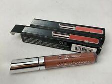 2 x bh cosmetics Luxe Lacquer Liquid Lipstick Coconut Colombian Coffee Full Size