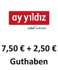 Ay Yildiz Triple-SIM Karten