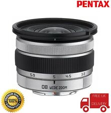 Pentax 3.8-5.9mm F3.7-4 Q 08 Wide Zoom Lens 22827 (UK Stock)