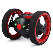 Leaping Dragon 2.4G RC Bounce Car with LED Night Lights Car Kids Toys Gifts