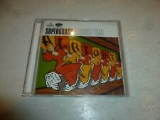 SUPERGRASS - Alright / Time - Deleted 1995 UK 4-track PICTURE DISC CD single