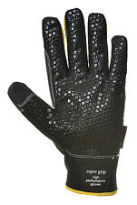 Portwest A730 Unisex Supergrip High Performance Work Gloves Hand Protection