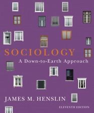 Sociology by James M. Henslin