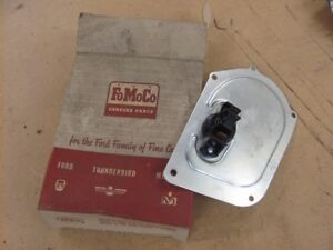NOS 1962 62 Ford Fairlane Wiper Motor Cover & Switch C2OZ-17A511-A