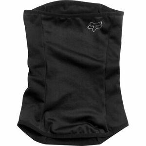 Fox Polartec Neck Gaiter Nasen-Mund-Maske Neck Warmer Thermal Black Onesize