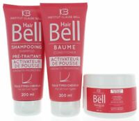 Hairbell Shampooing+Après-shampooing+Masque Rose Édition
