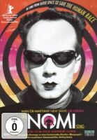 KLAUS NOMI - THE NOMI SONG  DVD NEW