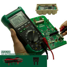 MS8268 Digital Multimeter Auto Range 5-in-1 Multi-functional DMM Meter Tester
