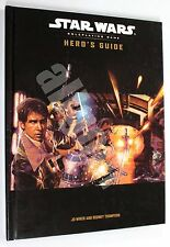 Star Wars d20 ROLEPLAYING GAME HERO'S GUIDE 2003 Wizards