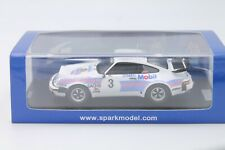 SPARK * PORSCHE 911 TURBO  3.3 * 1:43  * RALLYE DRM 1983 HERO * LIMITED 300