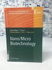 Nano/Micro Biotechnology Advances in Biochemical Engineering/Biotechnology