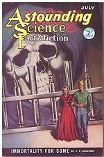 Erstaunlich Analog science fact Science Fiction Band XVI No.5 Juli 1960 UK Atlas