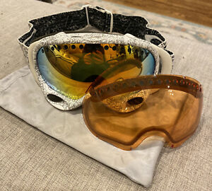 Oakley Snow Goggles Snowboard Two Lenses