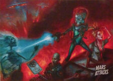 Mars Attacks Invasion Promo 0 Trading Card SDCC 2013
