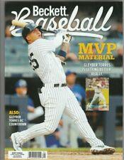 Beckett Baseball Card Plus Monthly Magazine