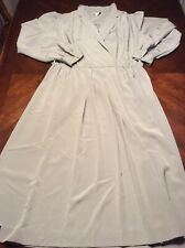 Vintage Adolph Schuman For Lilli Ann Seagreen Dress See Measurements