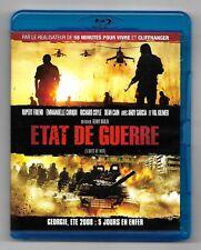 BLU-RAY DISC / ETAT DE GUERRE  - FILM DE RENNY HARLIN (GUERRE) COMME NEUF