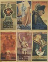 Stamp Germany Revenue WWII Fascism War Era Winterhilfswerk Charity Lot 1 MNG