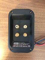 BOWERS WILKINS DM602.5 S3 Speaker Crossover Terminal Tray B&W Genuine ZZ13188 D