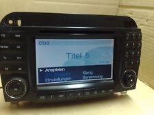 Radio Navi CD Mercedes S Klasse W220 Navi Navigation Comand 2.0 BOSCH A220