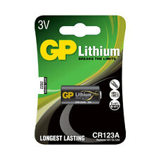 GP Batteries CR123A - C1 Photo Lithium 3V Battery