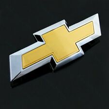 New Rear Trunk Tailgate Bowtie Emblem Gold For 2014-2018 Chevy Chevrolet Impala