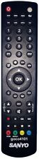 ORIGINAL SANYO REMOTE CONTROL RC1910 RC-1910 LCD19VT11DVD LCD22VT11DVD GENUINE