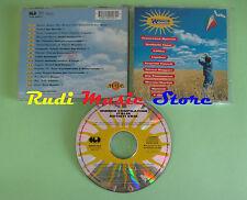 CD WINNER COMPILATION ITALIA compilation PROMO 1992 LITFIBA LIGABUE NOMADI (C22)