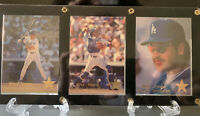 1993 Mike Piazza Pro Motion Superstars Unlimited Rookie Card (3) - Rare