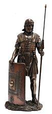 Veronese Bronze Figurine Roman Soldier Legionary warrior lieutenant statue