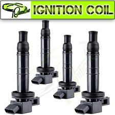 pack of 4 Ignition Coil For Toyota Camry Scion Lexus 2.0L 2.4L 4Cylinder UF333