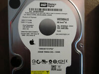 """WD WD2500AAJS-40VWA1 (See list for DCM's & Exact details) 250gb 3.5"""" Sata HDD"""
