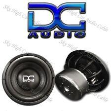 """DC AUDIO Level 4 18"""" 1 ohm Dual Voice Coil Subwoofer 1400/2800 Watt NEW"""