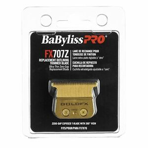 BaByliss PRO GoldFX FX707Z Replacement Blade for Skeleton FX787G Trimmer
