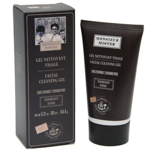 Facial Cleansing Gel -150ml - Monsieur-Mister - La Maison du Savon de Marseille