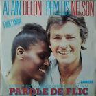 """Alain Delon / Phyllis Nelson - I Don't Know - BOF Parole de Flic - Vinyl 7"""" 45T"""
