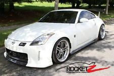 06-08 ONLY 350z Z33 JDM C-West Style Front Lip FRP VQ35 USA CANADA
