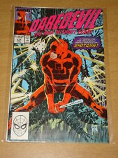 DAREDEVIL #272 MARVEL COMIC NEAR MINT CONDITION NOVEMBER 1989