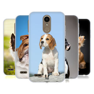 HEAD CASE DESIGNS POPULAR DOG BREEDS SOFT GEL CASE & WALLPAPER FOR LG PHONES 1
