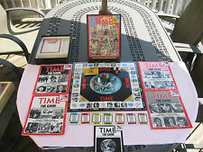 """Time Magazine """"The Game"""" 1983 Trivia Game~People/Places/Events/Sports/Arts/World"""