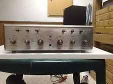 Vintage Scott 233 integrated amplifier.