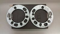 1 Pair of 2 x 8mm 4WD Wheel Spacers Alloy Spacer 5/6 Hole stud
