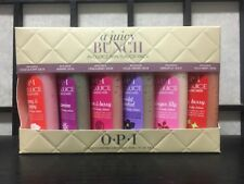 Opi Avojuice Hand & Body Lotion Skin Flavor Pack A Juicy Bunch 1 oz