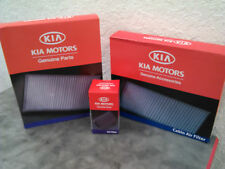 2011 KIA SORENTO TUNE UP KIT SPARK PLUGS+BELT+OIL/AIR/CABIN FILTERS 3.5 V6 ONLY