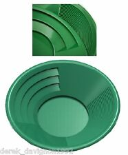 "INTERNATIONAL SE 12"" PANNING GOLD PAN - GREEN"