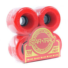 60mm KRYPTONICS STAR-TRAC Skateboard Wheels - £59.99 OFFER WILL BE ACCEPTED