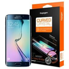Spigen Galaxy S6 Edge Screen Protector Curved Crystal